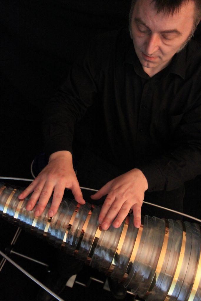 Bruno Kliegl, Glasharmonika ©vjp
